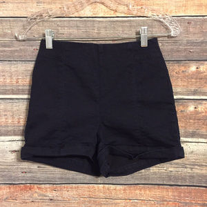 Urban outfitters cooperative high waisted shorts